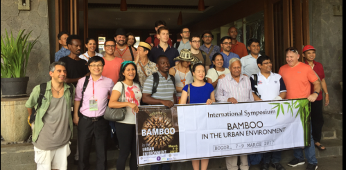 Bamboo in the Urban Environment participants