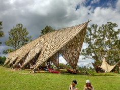 The Hammock during the festival